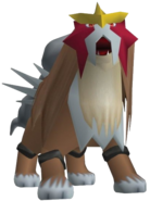 244Entei Pokemon Colosseum