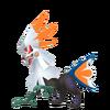 773Silvally Fighting Pokémon HOME
