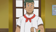Mallow's father
