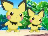 Pichu (Pikachu's Island Adventure)