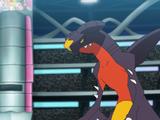 Cynthia's Garchomp (anime)