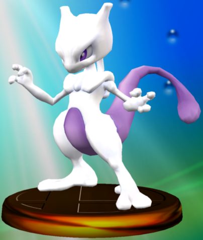 File:Mewtwo trophy SSBM.png