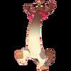 052Meowth Gigantamax Pokémon HOME