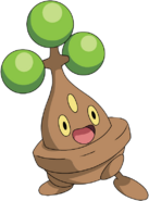 438Bonsly DP anime