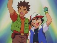 Brock and Ash