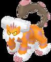 645Landorus Therian Forme Pokémon HOME