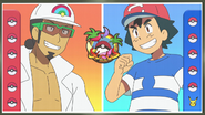 Kukui VS Ash