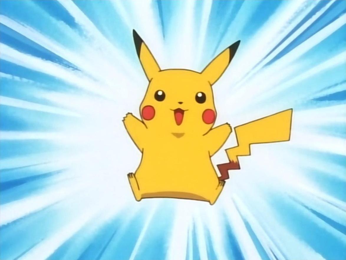 PLEEI Pikachu