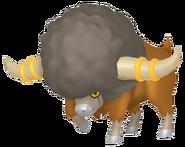 626Bouffalant Pokémon HOME