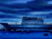 Abandoned Ship Anime