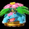 Mega Venusaur trophy SSBWU