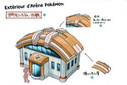 Pokémon Gym Lets Go Pikachu Eevee