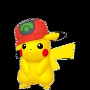 025Pikachu Hoenn Cap Pokémon HOME