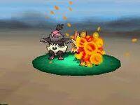 Flame Burst V