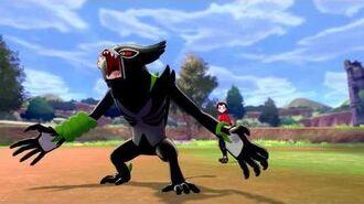 Meet Zarude, the Rogue Monkey Pokémon in PokemonSwordShield!