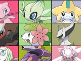 Mythical Pokémon