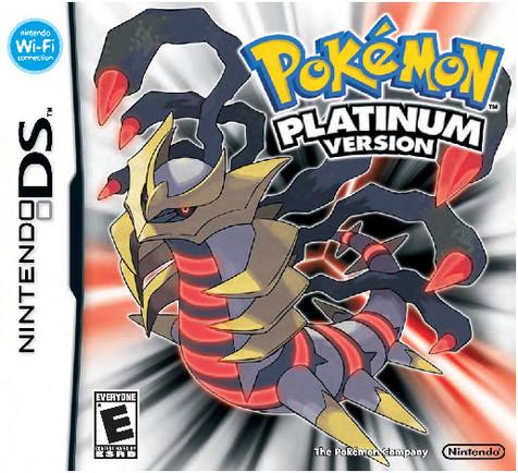 Pokémon Platinum Version | Pokémon Wiki | FANDOM powered by Wikia