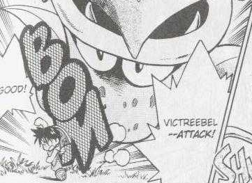Red's Victreebel Adventures