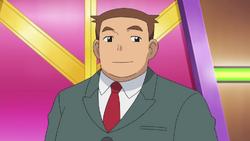 애니메이션에서의 벨 아빠