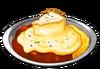 치즈 듬뿍 카레 주인공