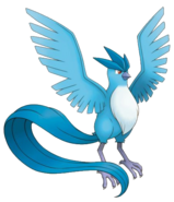 144Articuno Pokemon Mystery Dungeon Explorers of Time and Darkness