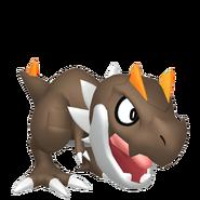 696Tyrunt Pokémon HOME