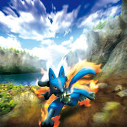 Lucario Call of Legends