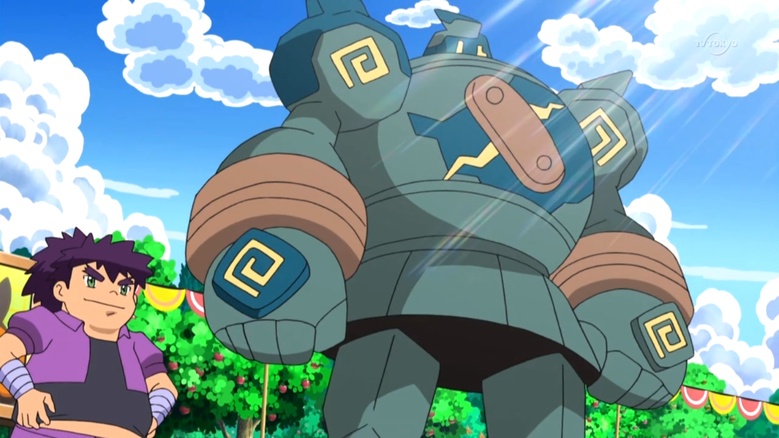 rodney s golurk pokémon wiki fandom powered by wikia