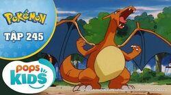 S5 Pokémon Tập 245 - Công viên thi đấu! VS Kamex – Lizardon – Fushigibana! - Hoạt Hình Pokémon