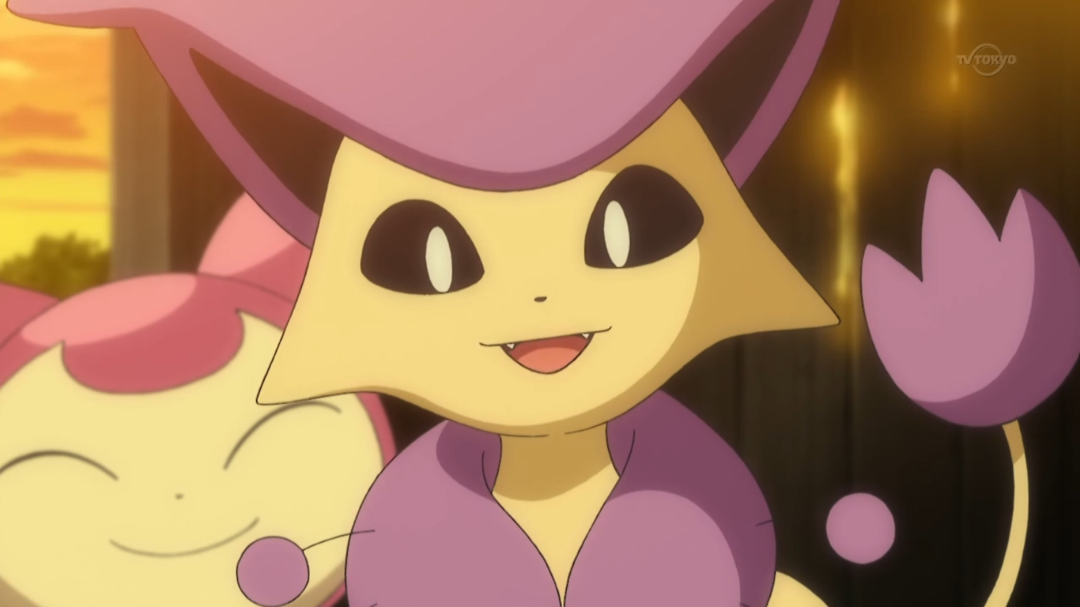 Image result for delcatty anime