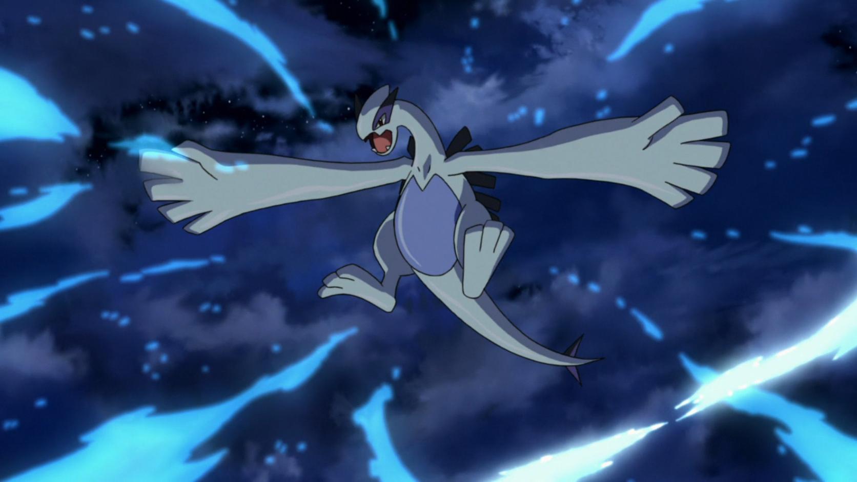 Lugia Ms018 Pokémon Wiki Fandom Powered By Wikia