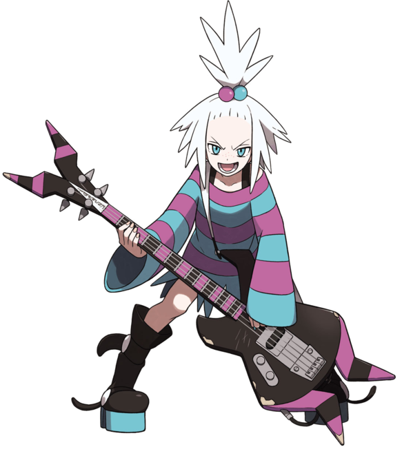Roxie Pokémon Wiki Fandom Powered By Wikia