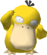 054Psyduck Pokemon Stadium