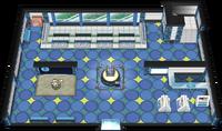 ORAS 이끼 우주센터 1층