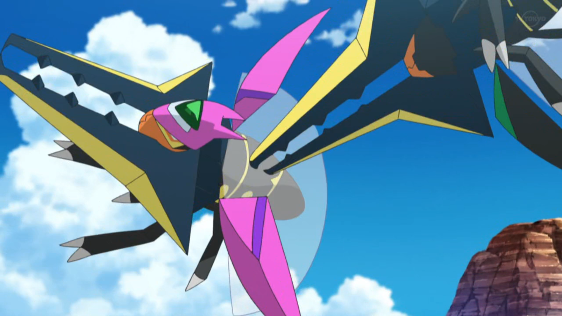 Team Electric Princess Vikavolt