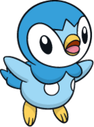 How to Make: Piplup Puppet (Pokemon) - YouTube