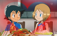 Ash and Serena Amourshipping Official