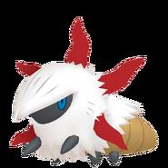 636Larvesta Pokémon HOME