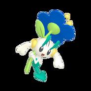 670Floette Blue Flower Pokémon HOME