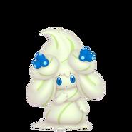 869Alcremie Matcha Cream Berry Sweet Pokémon HOME