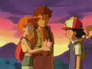 EP275 Misty entregandole un recuerdo a Ash
