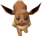 133Eevee Pokemon Stadium
