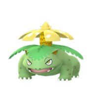 Venusaur GO Shiny Female