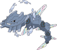 208Steelix-Mega XY anime