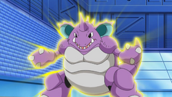 Paul Nidoking Earth Power