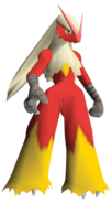 257Blaziken Pokemon Colosseum