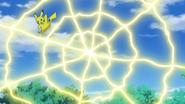 Ash Pikachu Electroweb