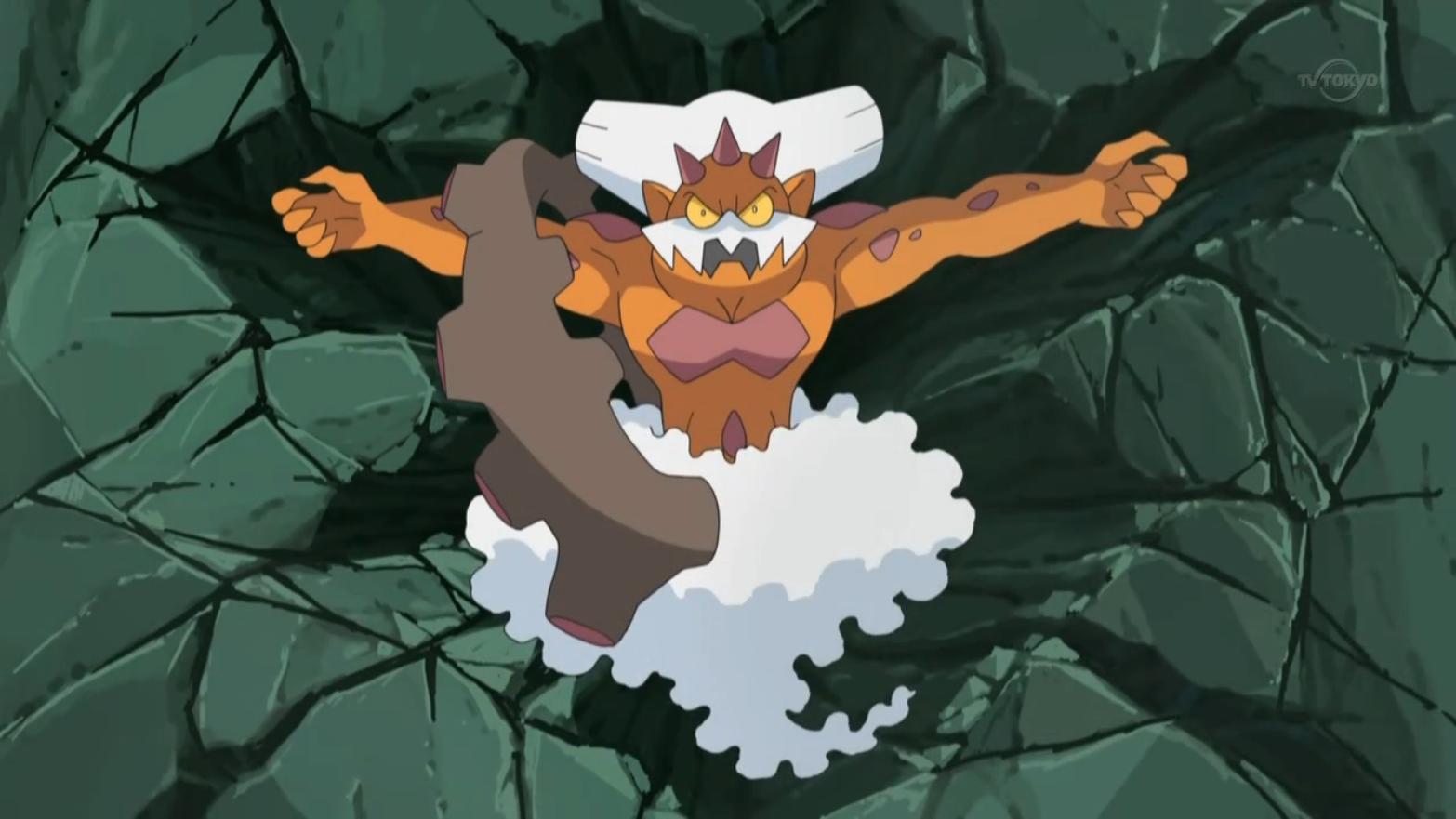 Landorus anime