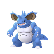 Nidoking GO Shiny