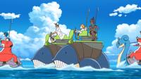 고래왕자 SM005